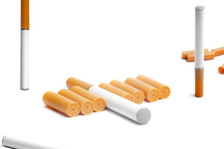 El-sigaretter. Foto